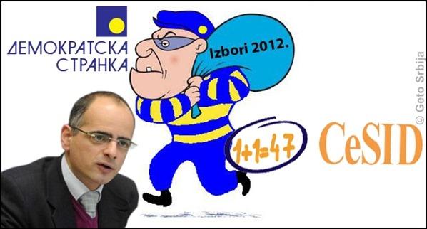 Izborna Kradja