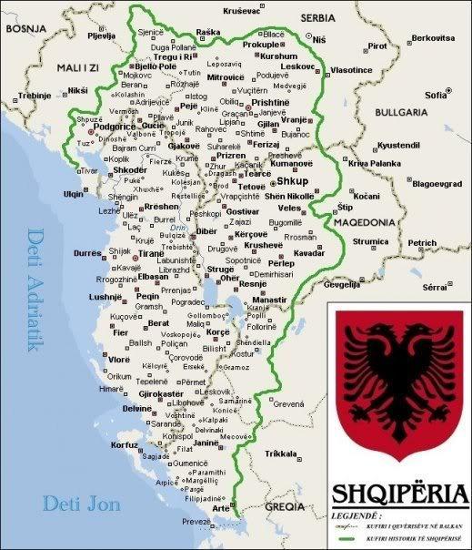 Istrazivanje Dobijaju Srpske Pasose I Prave Veliku Albaniju U