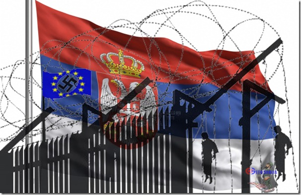 Srbija je geto...