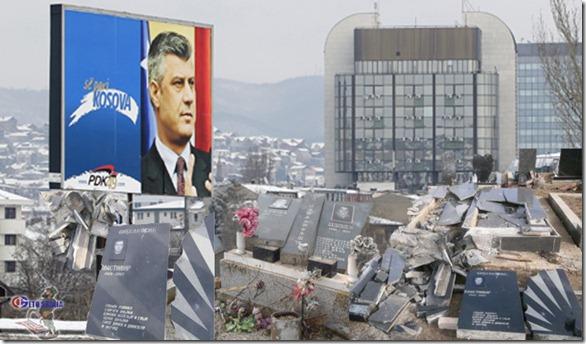 SERBIA KOSOVO HASHIM THACI