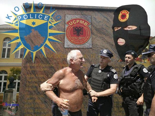 #protest, #srbi, #kosovska, #mitrovica, #voz, #beograd, #djuric,