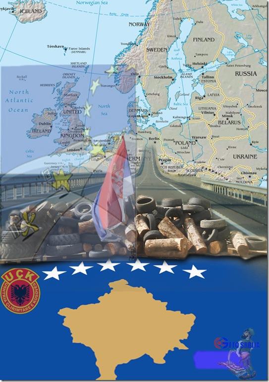 Put za Evropu sprecavaju Srbi