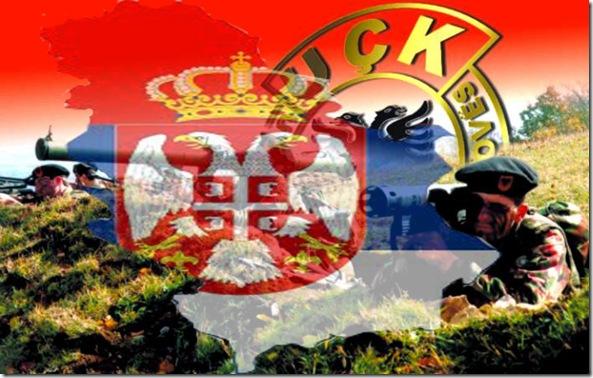 SRBIJA NA METI ALBANIJE