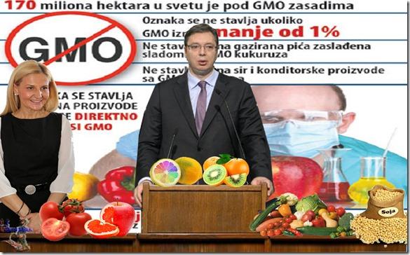 POKORNOST IZVOZNICIMA GMO